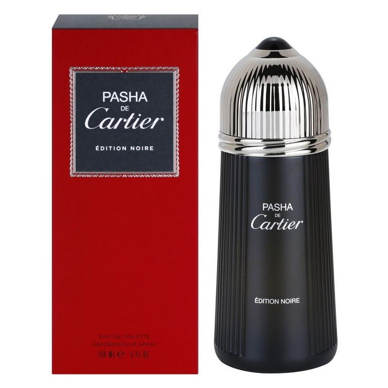 Cartier Eau Men Pasha For De Toilette Noire 3 3 Oz hdCtsQrxBo